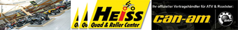 Banner Quad & Rollercenter Heiss