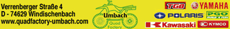Banner Quadfactory Umbach