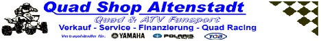 Banner Quad Shop Altenstadt