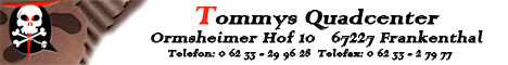 Banner Tommys Quadcenter