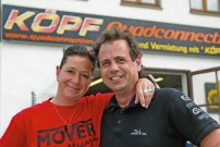 Quadconnection: Birgit & Clemens Köpf
