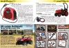 ATV&QUAD Magazin 2011/03, Seite 18-19, Aktuell: News & Trends Bike Projects: Dirtworker News Kubota Traktor B2420: Kompakte Leistung Baas bike parts: Steckdose & Batterie-Tester ZA03