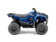Yamaha Grizzly 300, Modell 2012: kompakte Abmessungen