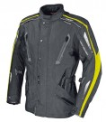iXS Motorcycle Fashion: Gore-Tex-Jacke Saratov in schwarz-gelb