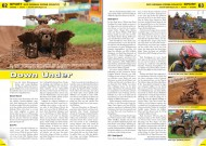 ATV&QUAD Magazin 2012/05, Seite 62-63 Rennsport German Cross Country (GCC) 2012, zweiter Lauf in Walldorf: Down Under