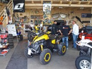Quadconnection: jetzt mit Can-Am & One Industries