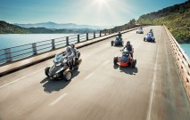 Can-Am Spyder Roadster Celebration 2012: am 18. und 19. Mai in der Auvergne