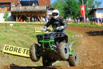 GCC German Cross Country 2012, 4. Lauf in Goldbach: Start Quad Pro