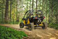 Can-Am Maverick 1000R rs