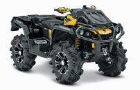 Can-Am Outlander 1000 X mr, Modell 2013
