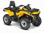 Can-Am Outlander MAX 500 / 800R DPS, Modell 2013