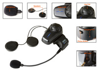 ATV-Quad-Teile.de: Bluetooth Multi-Pair Intercom-System 'SMH10' von Sena
