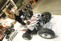EICMA 2013, Aeon Cobra 400, Modell 2014: neues Decor