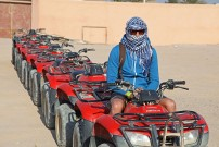 Quad Tour in Ägypten: am sichersten mit ortskundigen Guides