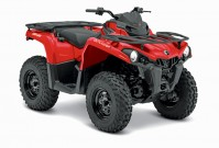 Can-Am: Outlander L 450, Modell 2015