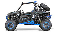 Polaris Modelle 2015: Polaris RZR 1000 EPS Desert Edition für den ultimativen Fahrspaß in der Wüste
