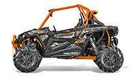 Polaris Modelle 2015: Polaris RZR 1000 EPS High Lifter Edition für den ultimativen Fahrspaß im Schlamm
