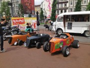 Wenckstern Mini Hot Rod: unterwegs in Hamburg auf zweistündiger Daylight-Tour für 99 Euro