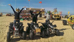 Sunbuggy Fun Rentals am Pismo Beach: Fahrspaß am Strand