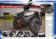 ATV&QUAD Magazin 2015/07-08, Seite 48-51, Test Access AMX 6.46 LUX: Die Alternative?