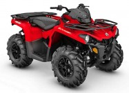 Can-Am Offroad Modelle 2016: Can-Am Outlander L PRO 450 / 570