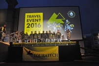 Touratech Travel Event 2016: Unterhaltung auch am Abend