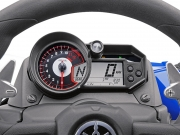 Yamaha YXZ 1000R Sport Shift: Multifunktionale analoge / digitale Instrumente