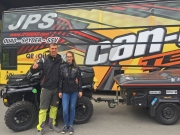 Matthis Europatour: bei JPS in Naves